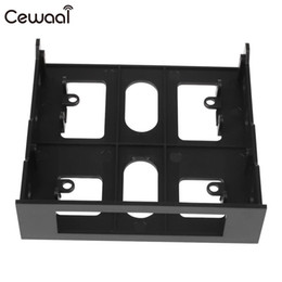 Cewaal 3.5'' to 5.25'' Drive Bay Bracket Computer Case Adapter Mounting Bracket Floppy New от