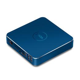 VOYO Mini PCVmac-mini PC N4200 8GB DDR3L 256GB SSD Puertos SSD duales Salida 4K HD 14 NM resolución 4096x2304 desde fabricantes