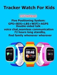 smart watch iphone wifi Promo Codes - Q90 Bluetooth Smartwatch with GPS WiFi LBS for iPhone IOS Android Smart Phone Wear Clock Wearable Device Smart Watch 3 Colors