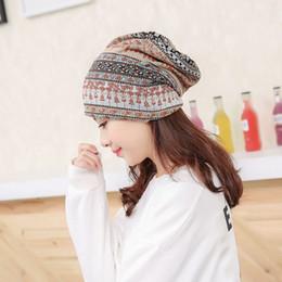 bellissimi cappelli invernali Sconti 1 pc moda femminile caldo autunno inverno cappelli di lana copricapo cappello a maglia belle protezioni popolari per la donna