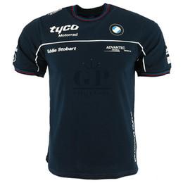 2019 camiseta de carreras de motocross Camiseta de Tyco Racing Team para motorrad Camiseta de moto corta para hombre TAS Motorrad Motorbike Motocross Sports Jersey camiseta de carreras de motocross baratos