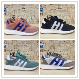 Wholesale Core Classic - Hot Classic Iniki Runner Boost Neighborhood X Outdoor Casual Running Shoes Grey-Core Blue Triple Black Green Red Sneakers Mens Womens Shoes