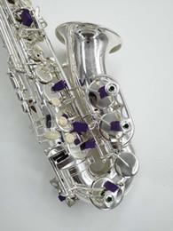SELMER Mark VI Alto Tonalité Eb Saxophone En Laiton Plaqué Argent E Sax Sax Avec Embouchure Jouant Instruments Livraison Gratuite ? partir de fabricateur