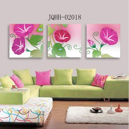 Wholesale Painting Small Rooms - Living Room Decorative Paintings Small Fresh Frameless Paintings Wall Background Wall Paintings Abstract Bedroom Mural Paint canvas painting