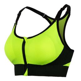 e5fdacc7f8 Professional Women Yoga Bra Sports Bra for Running Gym Fitness Athletic  Bras Padded Push Up Tank Tops