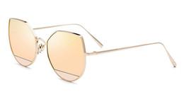 sexy sport sonnenbrille Rabatt Reintitan Cat Eye Sonnenbrille Frauen Markendesigner Mode Damen Sexy Hohe Qualität Cateye Sonnenbrille für Frauen Luxus