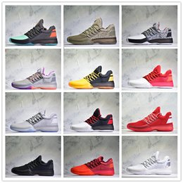 Wholesale Cheap Cargos - 2018 Best quality Harden 1 Vol.1 BHM Limited Cargo Gray Sports Basketball Shoes for Cheap Sale AAA+ 1s One Mens Training Sneakers Size 40-46