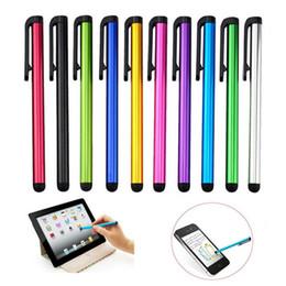 Kapasitif Stylus Kalem Dokunmatik Ekran Için Son Derece Hassas Kalem ipad Telefon iPhone Samsung Tablet Cep Telefonu nereden cep telefonu dokunmatik ekranlı kalemler tedarikçiler
