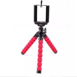 Белый штатив онлайн-Универсальный мобильный телефон осьминог губка штатив разнообразие Selfie артефакт осьминог белый губка стент завод direc