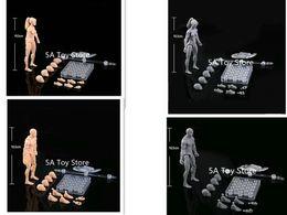 Anime Arquetipo Él Ella Ferrita Figma Movible Cuerpo Feminino Kun Cuerpo Chan PVC Figura de Acción Modelo Juguetes Muñeca para coleccionable desde fabricantes