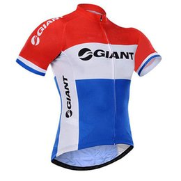 2019 riesige fahrradhemden 2018 giant männer radfahren jersey sommer kurzarm mtb fahrrad jersey clothing reiten tragen atmungsaktiv bike shirts racing tops 111216y günstig riesige fahrradhemden
