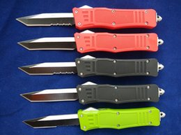 Wholesale Tactical Knife Sets - 7 inches Samll 616 D A Tactical knives camping hunting knife collection knife 7 blade styles with nylon sheath A161 A07