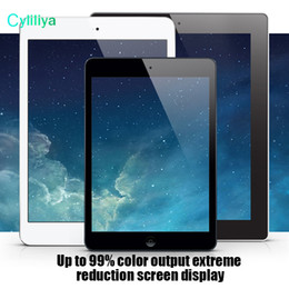 Wholesale Ipad Piece - 9H Premium Tempered Glass Screen Protector Film For New iPad 2017 2 3 4 5 6 Air Air2 Mini MINI4 Pro 9.7 10.5 NO Retail Package