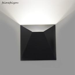 Canada 5 LED mur lampe moderne chambre à côté de la lecture mur lumière intérieur salon couloir hôtel chambre éclairage décoration cheap modern wall lamp indoor Offre