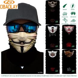 2019 rosto personalizado da máscara Atacado-New Custom acima de 700 estilos selecione 3D Design Scarf New Face Máscara Climb Magic Scarf Esporte ao ar livre Headband Bandanas de bicicleta rosto personalizado da máscara barato