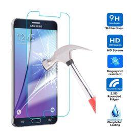 Gehärtetes Glas für Samsung Galaxy A3 A5 A7 2016 S6 S7 S5 S4 S3 J1 Mini J2 J3 J5 J7 2016 Kern 2 Xcover 3 Displayschutzfolie von Fabrikanten