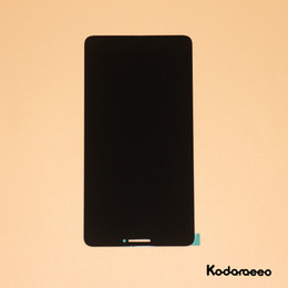 2019 reemplazo de cristal de la pantalla táctil de lenovo kodaraeeo para Lenovo PHAB PB1-750M PB1-750N PB1-750P Pantalla táctil digitalizador de vidrio + LCD Display Assembly Replacement Black reemplazo de cristal de la pantalla táctil de lenovo baratos