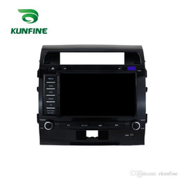 Wholesale Gps For Toyota Land Cruiser - Octa Core 1024*600 Android 6.0 Car DVD GPS Navigation Multimedia Player Car Stereo for Toyota Land Cruiser 200 2008-2012 Radio Headunit