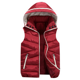 Женский парка пуховик короткий онлайн-2017 New Autumn Winter Women Parka Vest Warm Down Cotton Padded Vests Coat Female Short Waistcoat Cardigan Jacket Outwear AB666