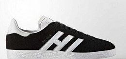 Wholesale Cheap Lace Fabric For Sale - Cheap Sale Men Women Running Shoes Gazelle Suede Low Cut Casual Flat Shoes Brand Sneakers For Unisex Zapatillas Walking Shoes Trainers 36-45