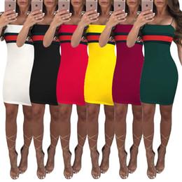 1f8fd7acc1298 New Fashion Sexy Casual Women Dresses Summer Sleeveless Evening Party Beach  Bodycon Mini Dress Ladies Girls Clothing