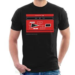 2019 base maestra Sega Master System Power Base Consola de juegos Camiseta para hombre Nueva marca de ropa Camisetas rebajas base maestra