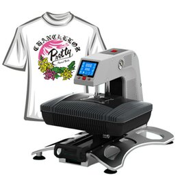 transfer press sublimation machine Coupons - ST-420 3D Sublimation Printer 3D Vacuum Heat Press Machine T-shirt Printing Machine Heat Transfer Phone Case Mug Plate
