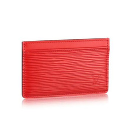 lycra evening dresses UK - CARD HOLDER M60721 2018 NEW WOMEN FASHION SHOWS EXOTIC LEATHER BAGS ICONIC BAGS CLUTCHES EVENING CHAIN WALLETS PURSE