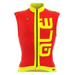 ropa de cuesta abajo Rebajas 2018 Anti UV ciclismo chaleco hombres sin mangas ciclismo Jersey MTB Road Downhill DH bicicleta ropa de la bicicleta a prueba de viento Chaleco Ciclism