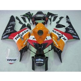 Wholesale Motorcycle Fairing Covers - New Fairings For Honda CBR1000RR 06 07 CBR1000 RR 2006 2007 Injection ABS Motorcycle Fairing Kit Bodywork Cover Cowling repsol
