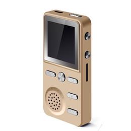 Wholesale Radio Photos - High Quality X6 Pro MP3 Player Dynamic 4G 8GB Sport APT-X Music TF Card E-book Photo FM Radio Clock Data HD Screen Players