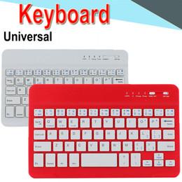 rii i8 bluetooth Rabatt Mini-Bluetooth-Tastatur Universelle langlebige Batterie Ultradünne 7 10-Zoll-Bluetooth-Tastatur für PC iPad Laptop Android IOS Tablet XPT6-7