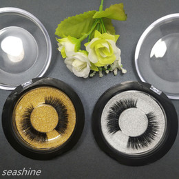 Wholesale Long Lasting False Eyelashes - Seashine Eyelashes 3D Mink Full Strip long lasting mink eyelashes natural dramatic volume eyelashes extensions false lashes free shipping