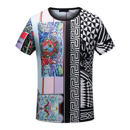 Wholesale Goddess Shirt - 2018 famous brand t-shirts cotton short sleeve t shirt with wings beautiful goddess holding a guitar design designer t shirts