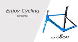 Wholesale Carbon Cycle Frames - Specially DEACASEN carbon fiber road frame road carbon bicycle frame XS S M L Bottom bracket BB86 Bicycle Cycling Frame glossy