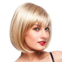 Blonde Frisuren Pony Online Grosshandel Vertriebspartner Blonde