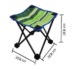 Wholesale Outdoor Family Activities - 2018 High quality outdoor camouflage folding stool chair camping travel tools fishing recreational activities