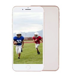 """Wholesale goophone 8mp - Goophone i8 Plus Smartphone Quad Core MTK6580 1GB 4GB 1280.720 5.5"""" HD 8MP 3G WCDMA Unlocked android Cell Phones"""
