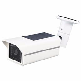 Sicherheitskugel online-Freeshipping Professionelle Menschliche Induktion Solar Power Outdoor Security Kugel Kamera Wasserdichte Überwachungskamera Für Innenhöfe Fishponds