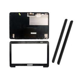 Decken scharniere online-Laptopabdeckung Für ASUS A555 X555 K555 F555 W519L VM590L VM510 LCD Rückendeckel / LCD Frontblende / Scharniere Abdeckung 13NB0621AP0811