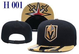Wholesale drop ship snapback hats - 2018 Newest Ice Hockey Cap Men Women Blues Flyers Snapbacks Hats Knitted Vegas Golden Knights Snapback Caps Drop Shipping