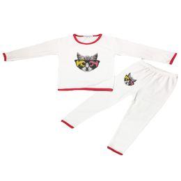 Wholesale Boys Pyjamas Cotton - Kids Pijamas Sleepwear Boys Pyjamas Kids Pajamas Sets 2 -10t Kids Clothes Nightwear Homewear Toddler Clothes Garcon Suits