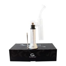 Modi di alta qualità di vape online-100% di alta qualità G9 Mini Henail Wax Pen Dab Rig portatile Enail Vape mod per cera secca concentrato di erbe