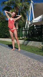 rosa quente duas peça swimsuit Desconto FRETE GRÁTIS! Biquíni sexy. Biquíni de crochê rosa quente. Fato de banho de duas peças. Fato de banho hippie. Projeto CrochTops. Crochê Retro