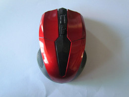 Drop ship mouse wireless en Ligne-Souris de jeu 2.4GHz souris Souris optique sans fil USB récepteur PC souris d'ordinateur sans fil pour ordinateur portable Drop Shipping
