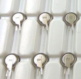 2019 aa caricabatterie ricaricabili Autentico Germania Varta MC621 Batteria a bottone per batteria 3mAh 3V Li-Ion Ricaricabile agli ioni di litio MC621 3V ML621 MS621 VARTA Spedizione gratuita