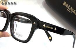 2019 glatte brillen Mode Vintage Style Rahmen Plain Brille Männer Frauen Brillen Optische Rahmen Brille Oculos Femininos Gafas günstig glatte brillen