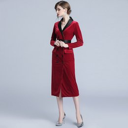 formal career work dresses Australia - OL Formal Career Work Dresses for  Lady Bodycon Dress Solid a5233939a