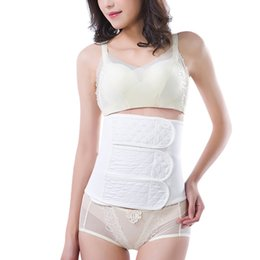 Wholesale Banding Medical - Maternity Postpartum Recovery Shapewear Soft Cotton Medical Postpartum Recovery C-Section Tummy Belt Abdomen Girdle Belly Band