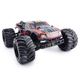 Wholesale hobbywing esc - JLB Racing 11101 CHEETACH 1:10 Brushless RC Monster Truck RTR 80km h   HOBBYWING Waterproof 120A ESC   FS - GT2E Transmitter